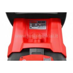 HECHT 624 BOX šakų smulkintuvas elektrinis 2500 W