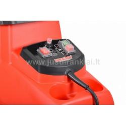 HECHT 6285 XL Silent šakų smulkintuvas elektrinis 2800 W