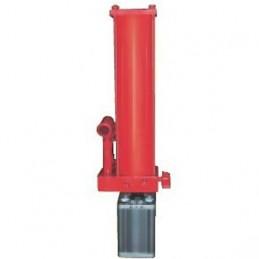 Pneumatinė / hidraulinė pompa 30t su žarna