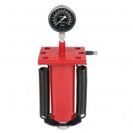 Hidraulinio preso cilindras su manometru 40t