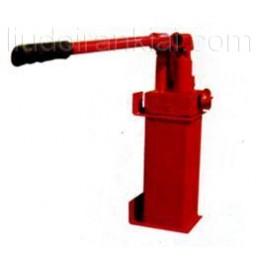 Hidraulinė - rankinė presų pompa 40t su žarna