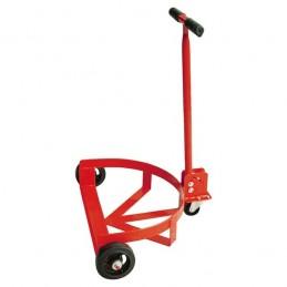 Vežimėlis statinei transportuoti