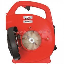 GRIZZLY BLSB 3030 benzininis lapų pūstuvas / siurblys 1,0 kW
