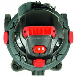 Universalus siurblys 1400W Caramba CP-WDE 2314-S Inox