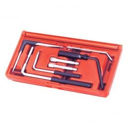 Oro pagalvės išmontavimo įrankių rinkinys 7vnt.