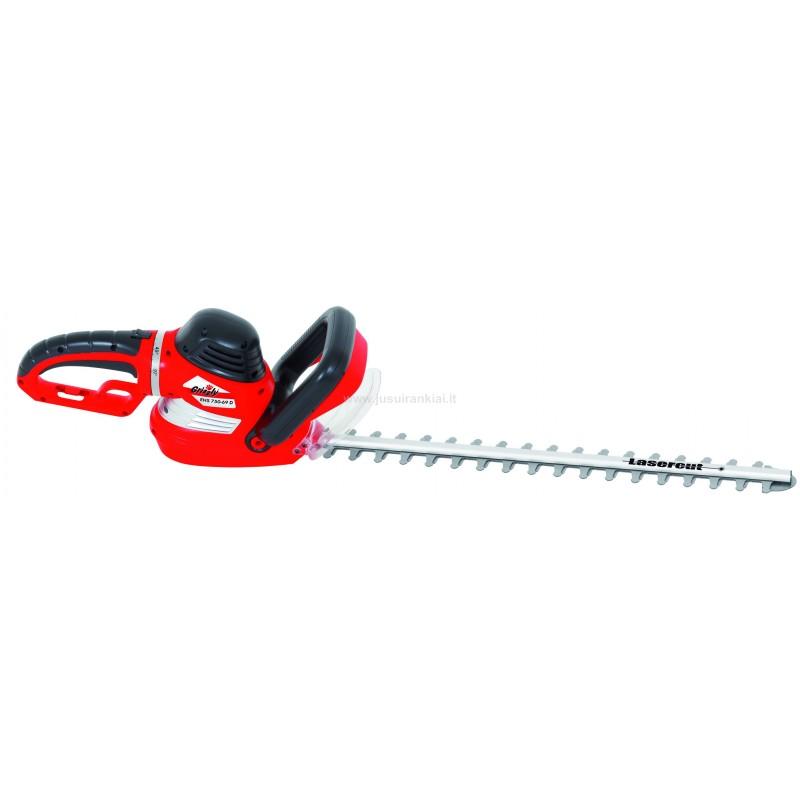 Grizzly EHS 750-69 D elektrinės gyvatvorių žirklės 750W