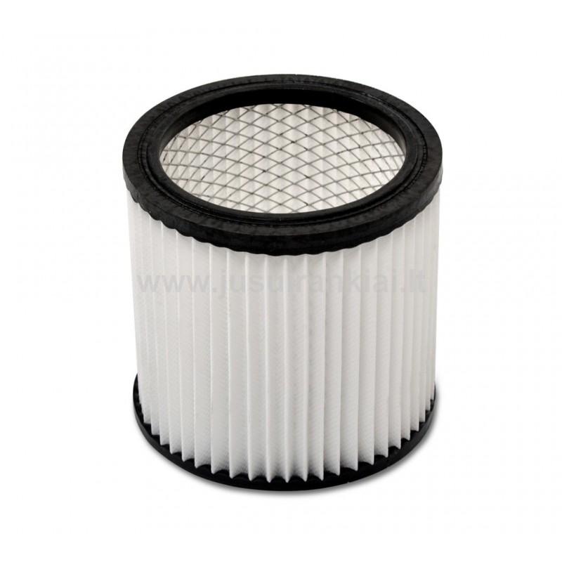 EDF1010 filtras pelenų siurbliui tinka Hecht 15E/21E/20E