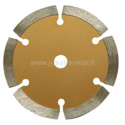 HECHT 001060C pjovimo diskelis betonui, įrankiui HECHT 1066