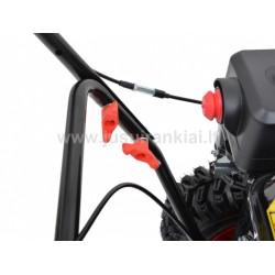HECHT 8616 motošluota benzininė