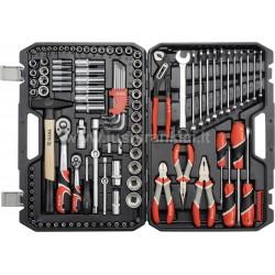 YATO CrV 122 vnt. įrankių rinkinys