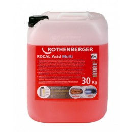 ROCAL ACID Multi nukalkinimo koncentratas 30kg, Rothenberger