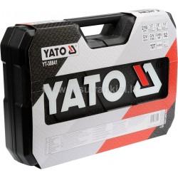 YATO CrV 216 vnt. įrankių rinkinys