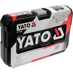 YATO CrV 56 vnt. įrankių rinkinys