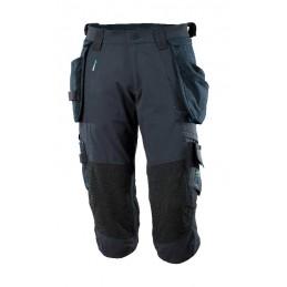 ¾ ilgio kelnės, su kišenėmis-dėklais Advanced, t.mėlyna C50, Mascot