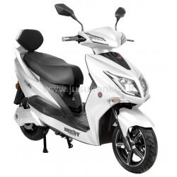 HECHT EQUIS - WHITE elektrinis motoroleris 1800 W