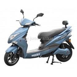 HECHT EQUIS - BLUE elektrinis motoroleris 1800W
