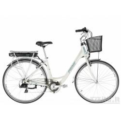 HECHT PRIME elektrinis dviratis 250 W.