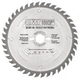 Diskas pjovimo 250x3,2x30 Z40 HM, CMT