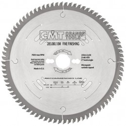 Diskas pjovimo 350x3,5x30 Z108 HM, CMT