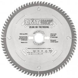 Diskas pjovimo 160x2,2x20 Z48 15° ATB, CMT