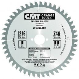 Diskas pjovimo 190x2,6x30 Z24 HM, CMT