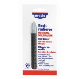 ROSTRADIERER rūdis ir oksidus šalinantis pieštukas, Motip