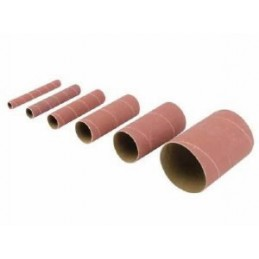 Cilindro formos šlifavimo popierius 51 mm K80 3vnt OSM100/600, Scheppach