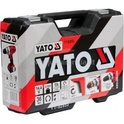 Yato YT-82853 gręžtuvas akumuliatorinis 14.4V Li-ion