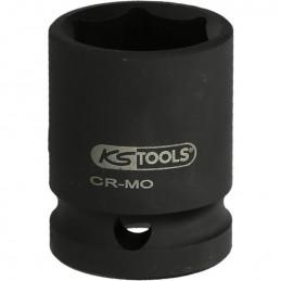 """Smūginė galvutė trumpa 1"""", 33mm, KS tools"""