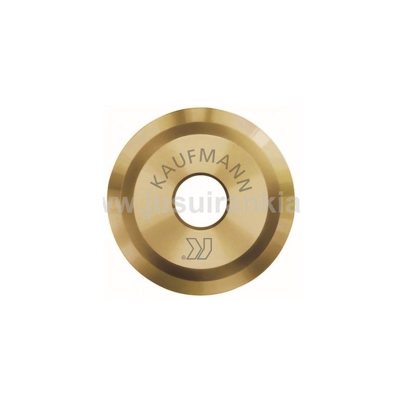 KAUFMANN ratukas 22mm. glazuruotų plytelių pjaustymo prietaisui