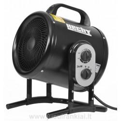 HECHT 3422 elektrinis šildytuvas 3000W