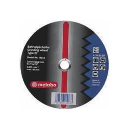 Diskas pjovimo metalui 125x2mm, A36T, Metabo