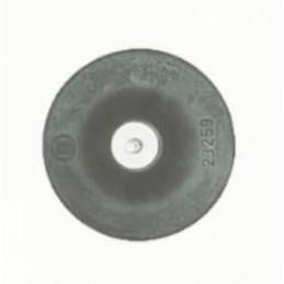 Pagrindas guminis 125 mm, Metabo