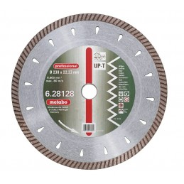 Pjovimo diskas betonui 230x22,23 mm, professional, UP-T, Metabo