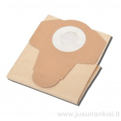 Popierinis filtras EKF 1001 oro siurbliams HECHT 8212, 8314, 8314Z, 8330, 8335Z