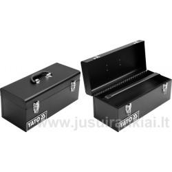 Dėžė įrankiams, metalinė Yato YT-0883