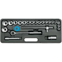 Įrankių rinkinys 24 vnt. Vorel Y-58240