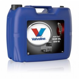 Transmisijos alyva LIGHT & HD GEAR OIL 80W90 20L, Valvoline
