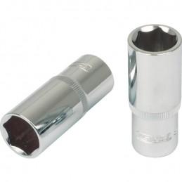 """Galvutė 3/8"""" CHROMEplus, ilga, 10mm, KS tools"""