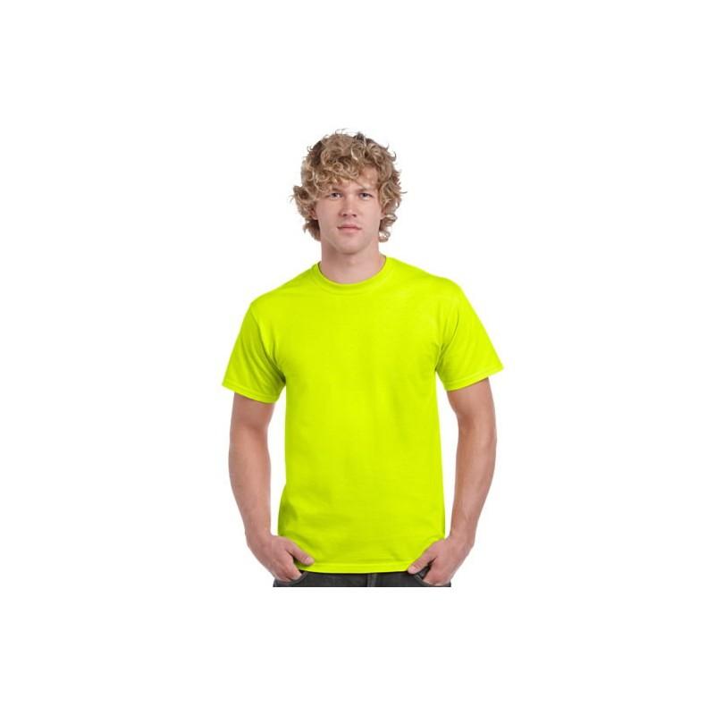 Marškinėliai Gildan 2000 geltona XL