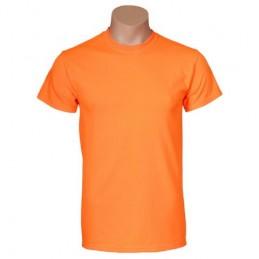 Marškinėliai Gildan, oranžinė, dysis L