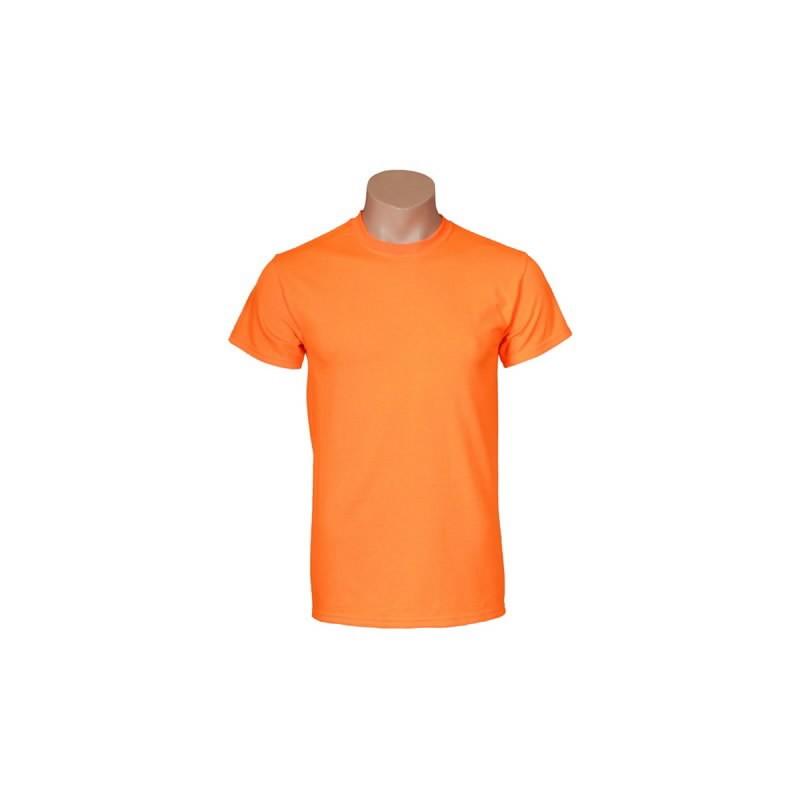 Marškinėliai Gildan, oranžinė, dysis XL