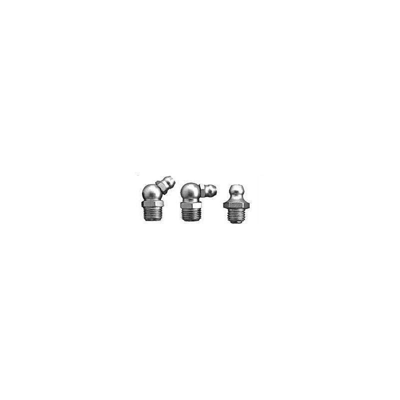 Tepimo taškas M8x1x45°