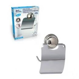 Laikiklis tualetiniam popieriui metalinis