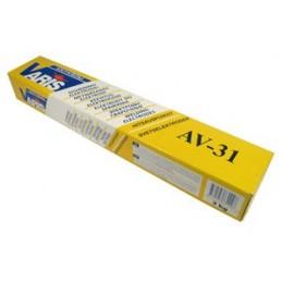 Elektrodai AV-31 2,5x350mm. 1kg.