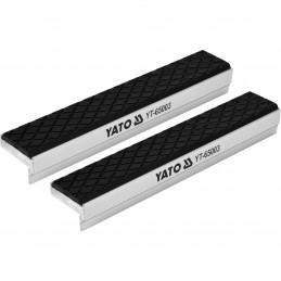 Suspaustų lūpų apsaugos 125x30x10mm. magnetinės YATO YT-65002