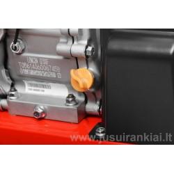 HECHT 9661 sniego valytuvas benzininis 5,5 AG / 4,11 kW