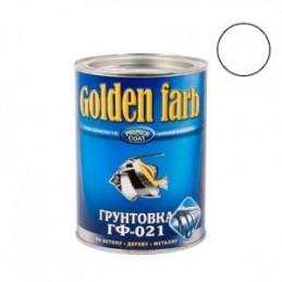 Gruntas 0,9kg. GOLDEN FARB GF-021 baltas , CHIMIK