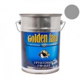 Gruntas 6kg. GOLDEN FARB GF-021 baltas, CHIMIK