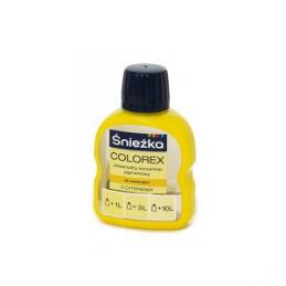 Pigmentas 100ml. COLOREX citrininis N11, SNIEŽKA